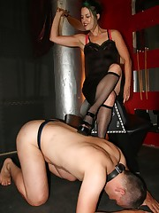 Femdom Town Picture