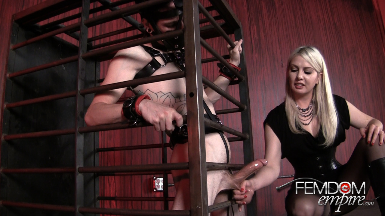 femdom caged free galleries