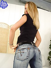 Jeanssitting Picture