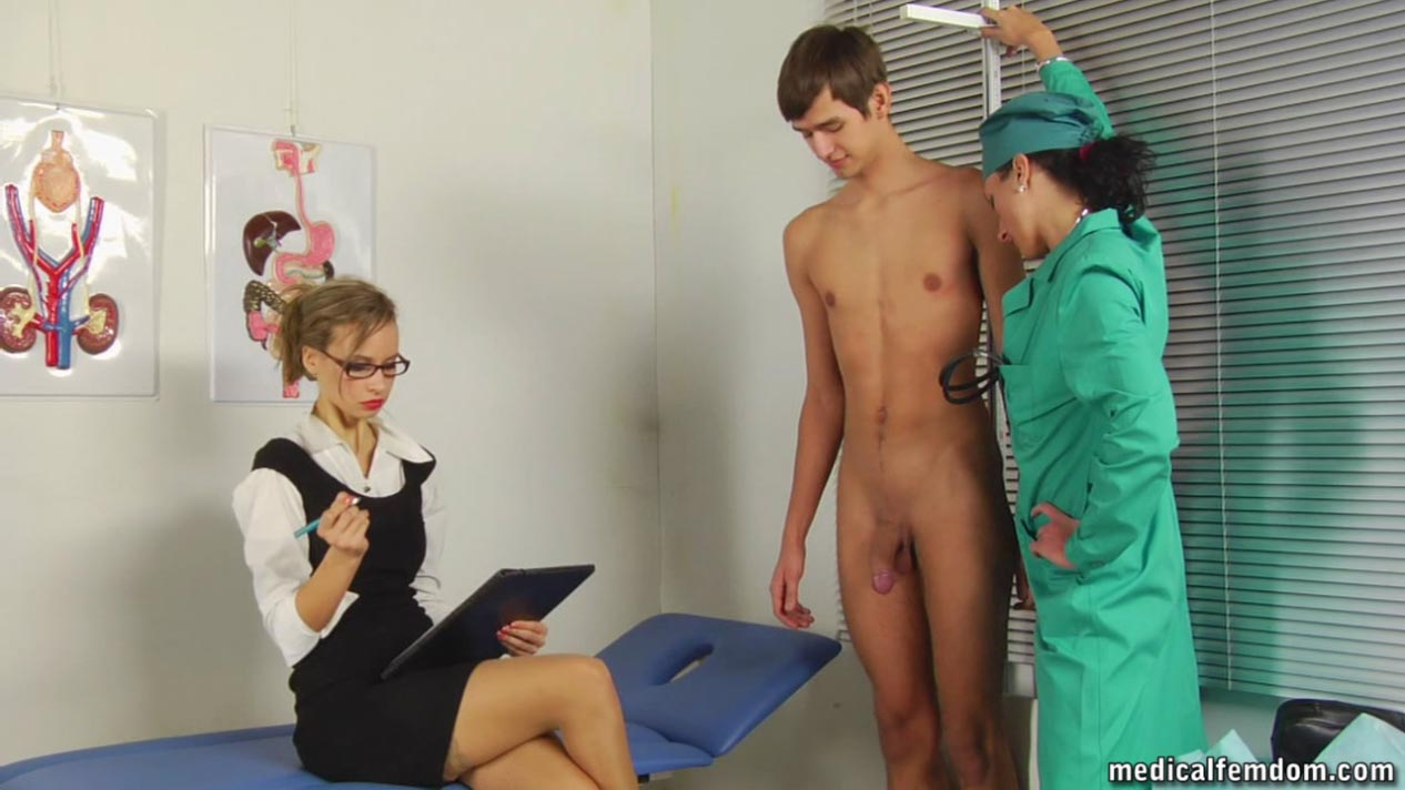 Boy physical exam tube gay first time nico 8