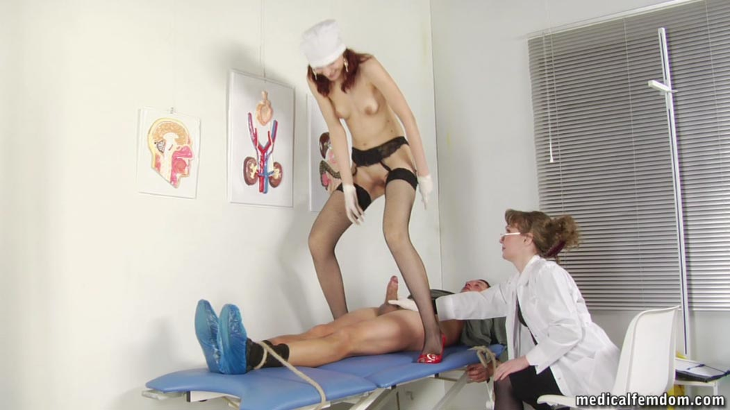 Tube men medical examination gay the superb