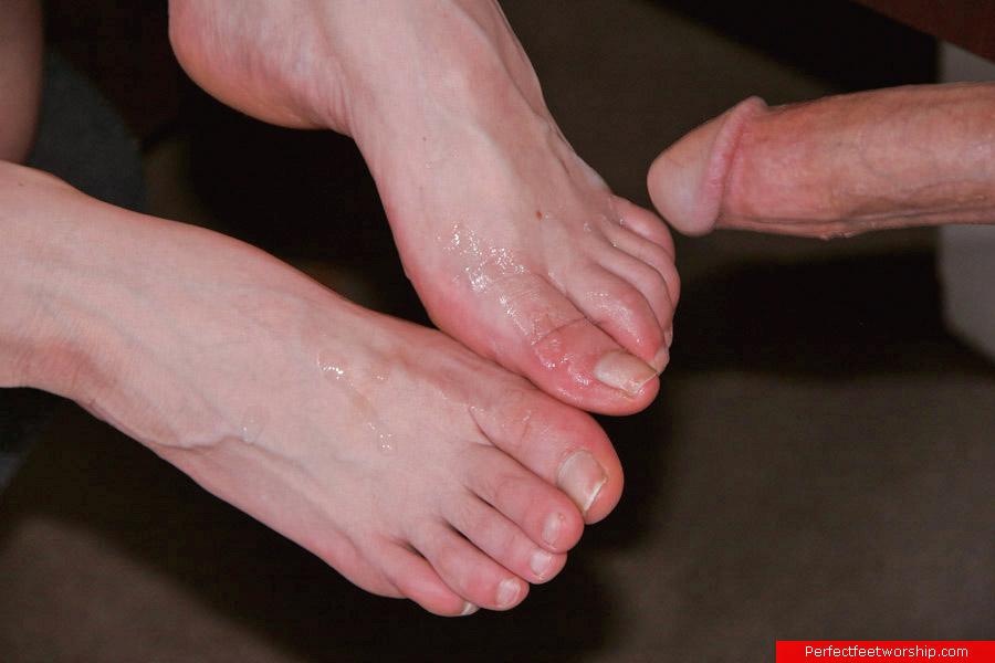 Guys Licking Feet
