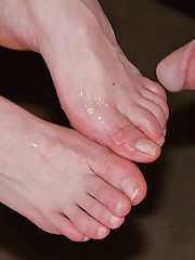 Perfect Feet Worship Picture
