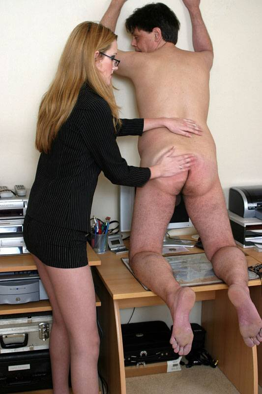 Two punished in office 2 8