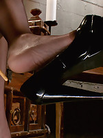 Pov humiliation by mistress` feet