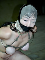 Slave Nyssa Nevers enjoys the most intense pain and humiliation