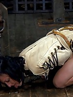 Elise Graves needs in more bondage