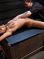 Lyla's live shoot, with the addition of last training day, is filled give pussy torment, extreme exercise, with the addition of brutal orgasms.