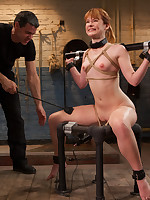 Shortly Claire Robbins wakes up more than their way third day of slave training in the basement, she realizes she is not more than an ordinary porn set anymore.