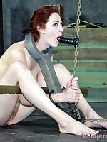 Holly Wildes feels feeling brute slave