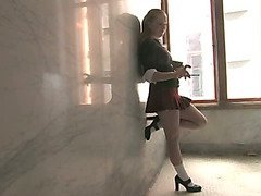 Schoolgirl's detention involves suspension and forced oral