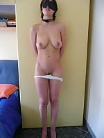 Amateur Tied Picture