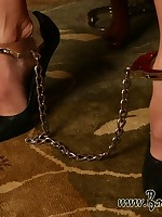 Smothered Slave Picture