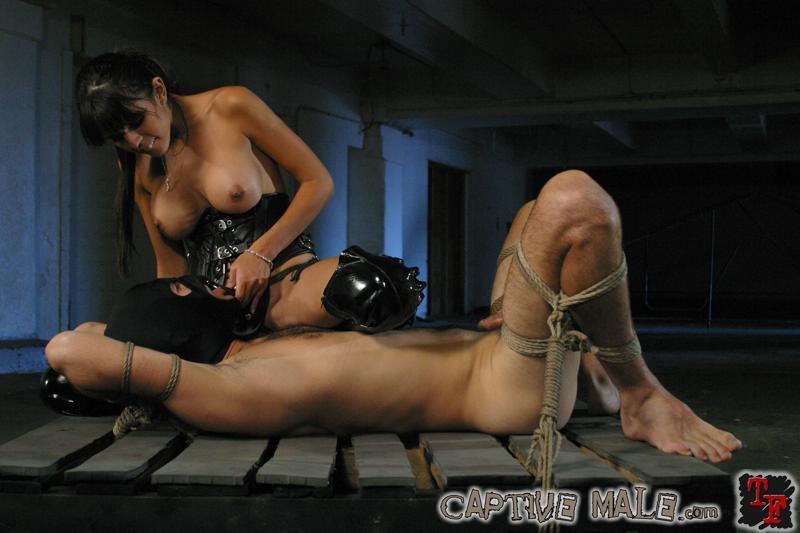 Men as sex slave