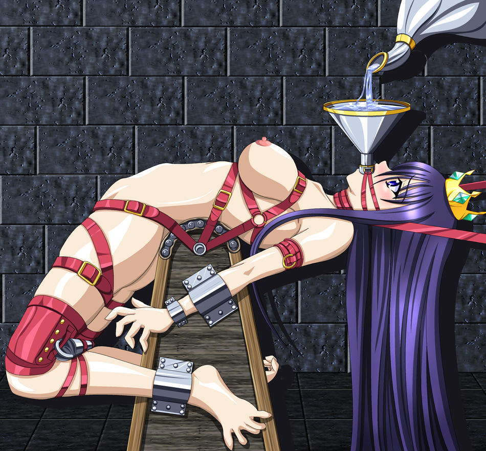 Medieval anime bondage exposed scenes