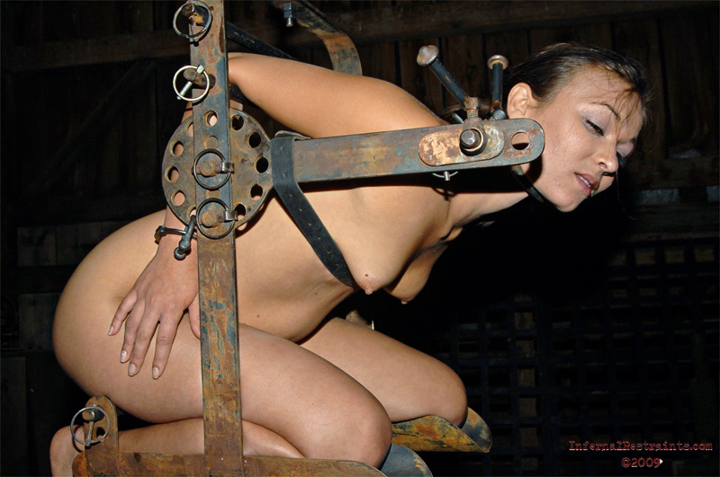 hard bondage restraints