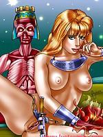 Lust Comics Picture