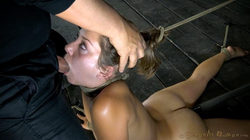 Monster cock bondage hard fuck join