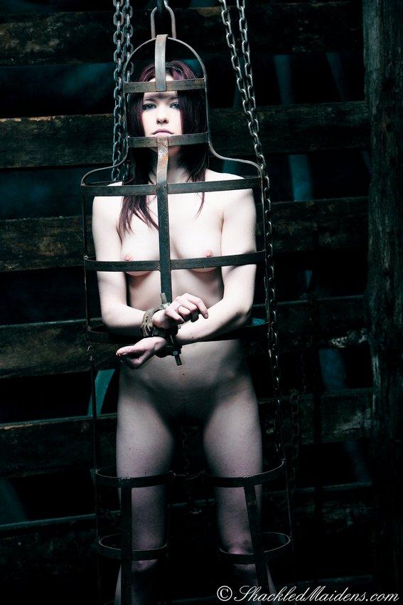 фото бондаж девушек рабынь девушки