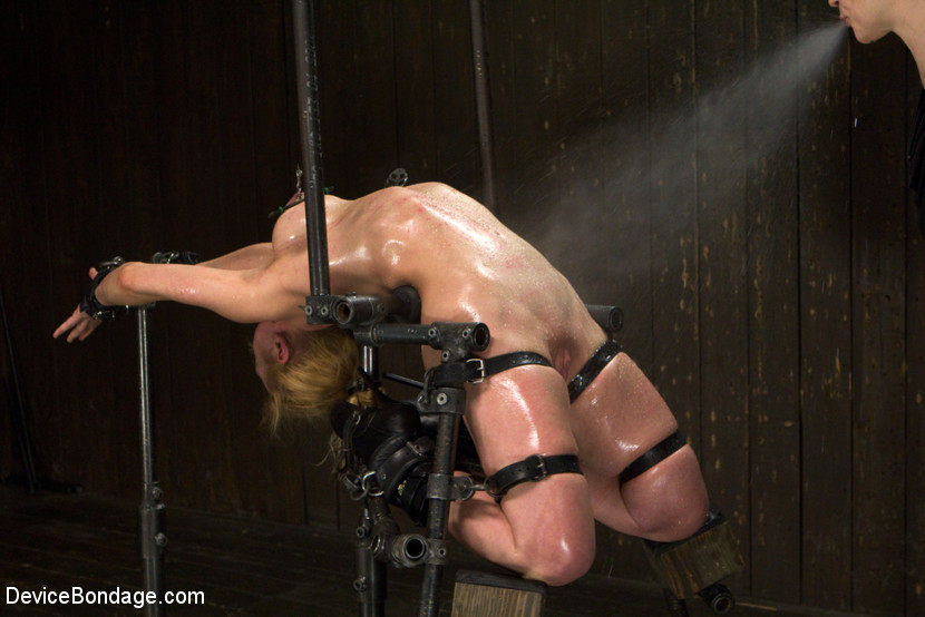 Slave tit slapping and pulling md - 4 3