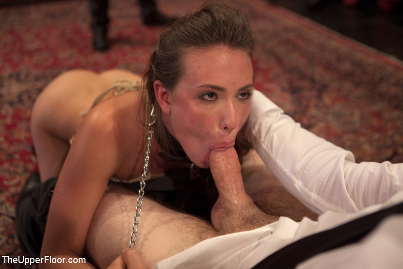 Charlotte vale bound gagged and tortured by her mistress - 2 part 10