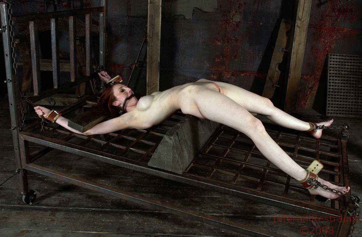 Heavy metal cage bondage amp chastity mistress femdom fetish 5