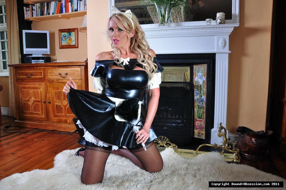 Latex lucy maid