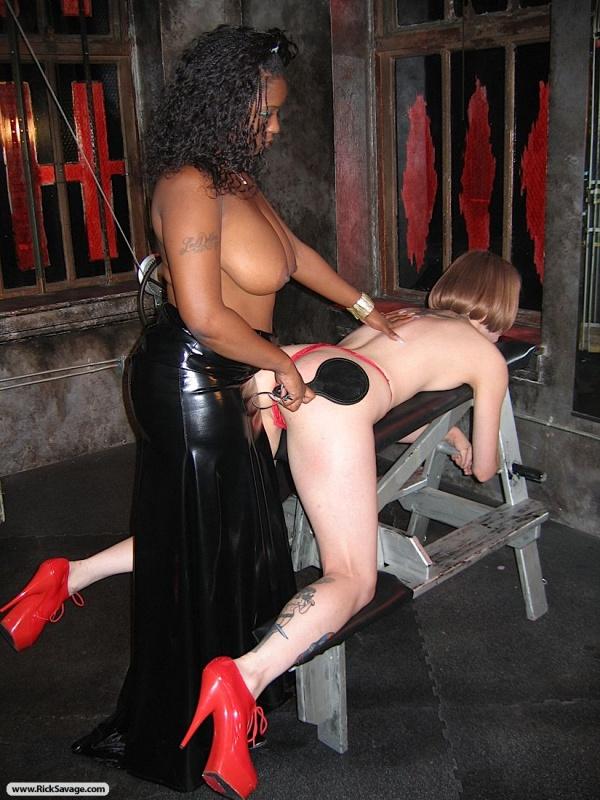 spanking Severe femdom