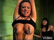 A hottie gets in way over her head