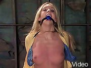 BDSM Movies Gal in hardcore act bondaged and Bdsmposts.com