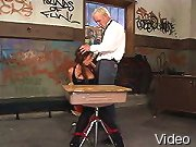 BDSM Movies Chick gets less of bondage and bdsmshare.com