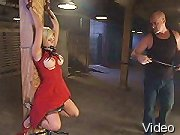 BDSM Movies Gia Paloma gets bondage act and BdsmTheory.com