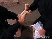 No cuts, no breaks, Devaun gets bound tortured and forced to CUM