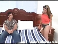 Domme Linda wants to fuck her husband