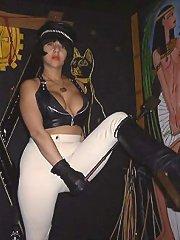 Mistresses ride slaveboys