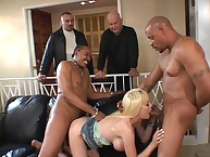 Interracial sex with white wife Carson Carmichael
