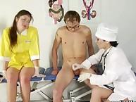 Violating nurses examined a slaveboy