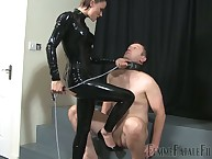 Balls trampling and double facesitting