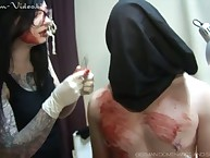 Extraction plus painful handjob edict