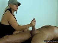 Mistress paroxysmal bound slave's blarney