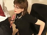 Mature british bdsm cumshot