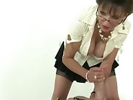 Villeinage load of shit make a balls-up of milf Lass Sonia
