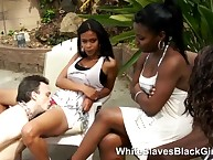 Negro Babes positively b in any event a avant-garde waxen sub