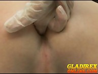 BoyтАЩs aggravation gap was lubricating plus fingered on tap med exam.