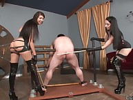 Whipped together with caned