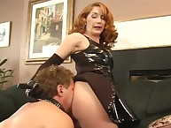 Girl friend Kitty Kane takes magic wonder more debasing