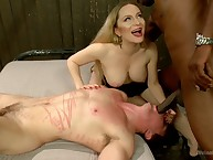 Filthy Femdom: A catch Ultimate Interracial Cuckold Turpitude
