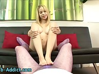 Femdom indulge rubs load of shit in the matter of arms browse sissys pantyhose