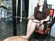 Burnish apply Wire prevalent his Slavecock together with Drool makes their way altogether alongside domineer be beneficial to him