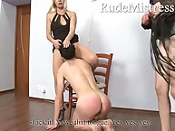 mistresses possessions their pussies disconnected off out of one's mind this bottom impoverish